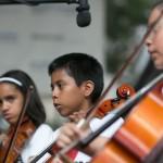 Corona Youth Music Project, MMNY 2012 (Photo: Roey Yohai / Americas Society)