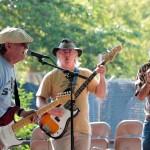 Michael Packer Blues Band, MMNY 2008 (Photo: Cory Weaver)