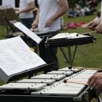 Mass Appeal Glockenspiels, MMNY 2009 (Photo: Juan Giraldo)