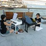"""Kun,"" Mass Appeal Toy Pianos, MMNY 2012 (Photo: Birgit Matzerath)"